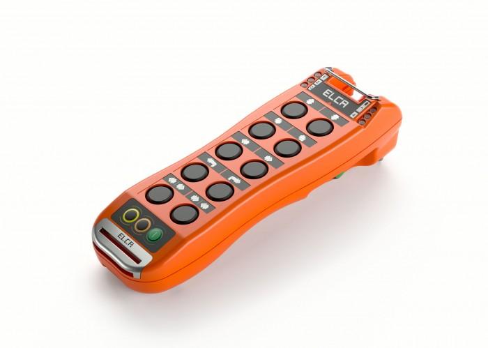 Rádiové diaľkové ovládače na žeriav