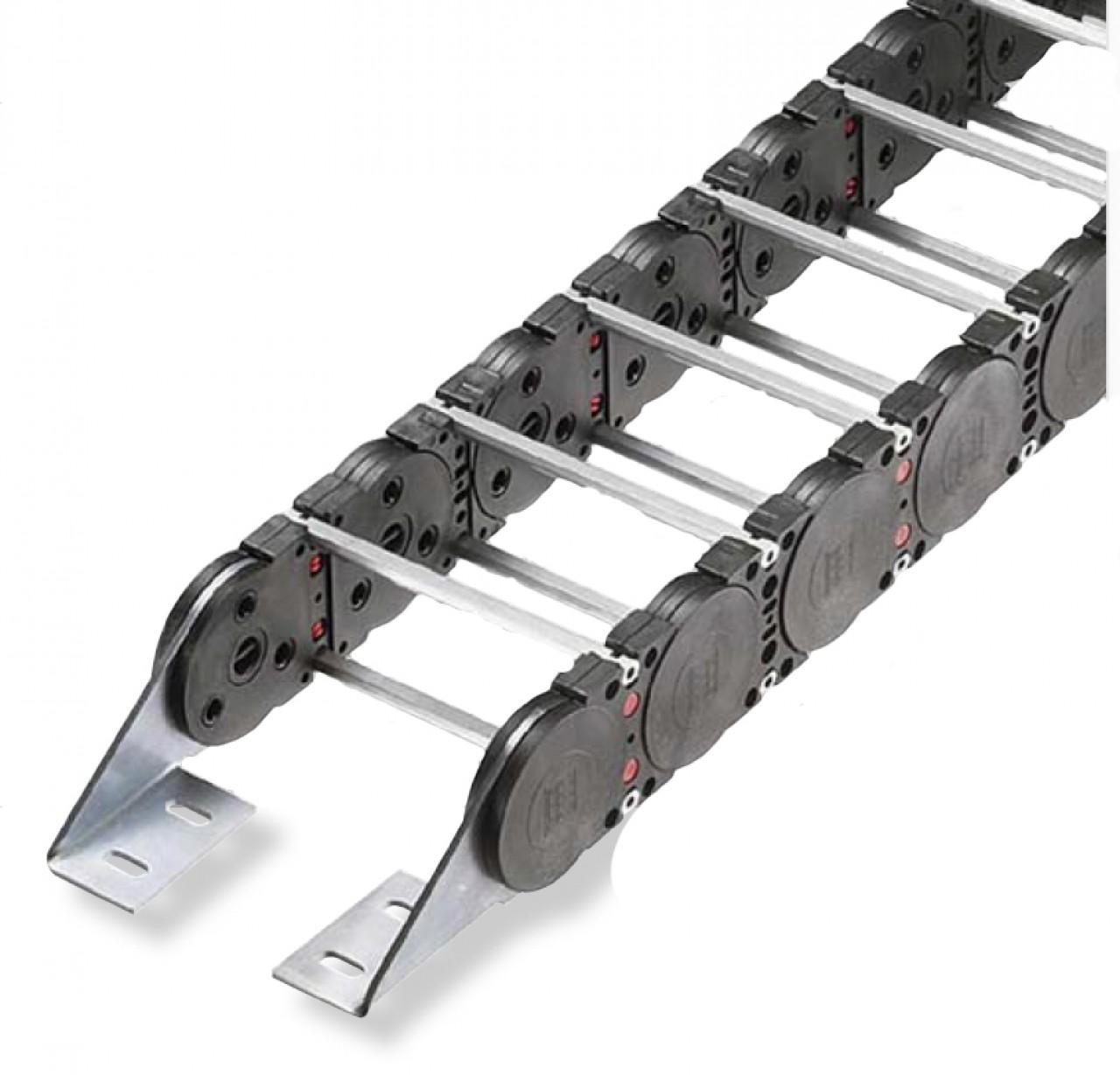Energetické reťaze plast-kov LF Conductix Wampfler